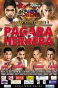 Jason Pagara vs Aaron Herrera - full fight Video pelea 2013