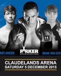 Joseph Parker vs Daniel Martz - full fight Video 2015 result