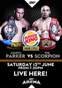 Joseph Parker vs Yakup Saglam - full fight Video 2015 result