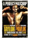 Kelly Pavlik vs Jermain Taylor - full fight Video WBC, WBO 2007