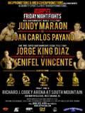 Juan Carlos Payano vs Jundy Maraon - full fight Video pelea 2013