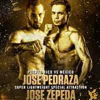 Jose Pedraza vs Jose Zepeda - full fight video 2019
