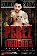 Perez vs Figueroa - full fight Video pelea WBO AllTheBest Videos
