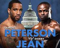 Lamont Peterson vs Dierry Jean - full fight Video IBF 2014