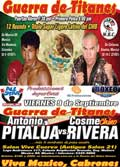 Pitalua vs Rivera 3 - full fight Video pelea - AllThe Best Videos