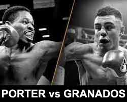 Shawn Porter vs Granados full fight Video 2017