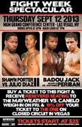 Badou Jack vs Marco Antonio Periban - full fight Video pelea 2013