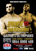 Video - David Price vs Audley Harrison - full fight video 2012 BBBofC