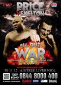David Price vs Matt Skelton - full fight Video BBBofC title