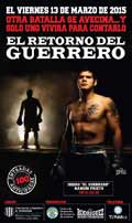 Isidro Prieto vs Jackson Junior - full fight Video 2015