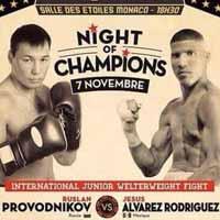 Provodnikov vs Alvarez Rodriguez - full fight Video 2015