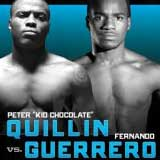 Peter Quillin vs Fernando Guerrero - full fight Video WBO 2013