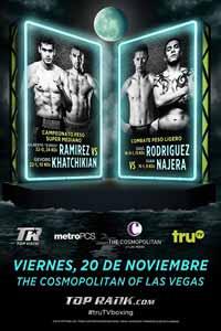 Gilberto Ramirez vs Gevorg Khatchikian - fight Video 2015
