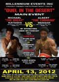 Artemio Reyes vs Alan Sanchez 2 - full fight Video pelea