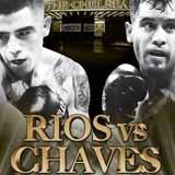 Brandon Rios vs Diego Chaves - fight Video pelea 2014 result