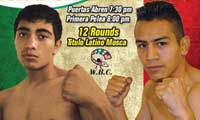 Julian Rivera vs Edgar Jimenez 2 - full fight Video pelea 2012