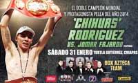 Francisco Rodriguez Jr vs Fajardo 2 - full fight Video 2015