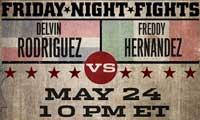 Delvin Rodriguez vs Freddy Hernandez - full fight Video pelea 2013