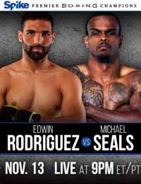 Thomas Williams Jr vs Savigne - full fight Video 2015