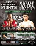 Zahir Raheem vs Bayan Jargal - full fight Video 2014-01-10