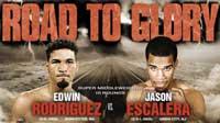 Video - Edwin Rodriguez vs Jason Escalera - full fight video pelea