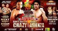 Miguel Roman vs Edgar Puerta - full fight Video 2015 result