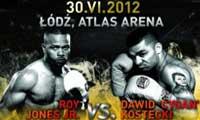 Video - Roy Jones Jr vs Pawel Glazewski - full fight video 2012