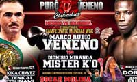 Marco Antonio Rubio vs Dionisio Miranda - full fight Video pelea 2013