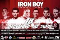 Andy Ruiz Jr vs Siarhei Liakhovich - fight Video 2014 result