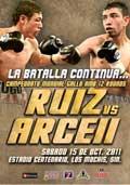 Ruiz vs Arce 2 - full fight Video pelea - All The Best Videos