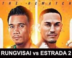 Srisaket Sor Rungvisai vs Juan Estrada 2 full fight Video 2019 WBC