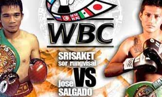 Srisaket Sor Rungvisai vs Jose Salgado - full fight Video 2015