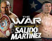 Orlando Salido vs Roman Martinez - full fight Video 2015 pelea