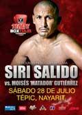 Video - Orlando Salido vs Moises Gutierrez - full fight video pelea
