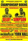 Lee Selby vs John Simpson - full fight Video - AllTheBest Videos