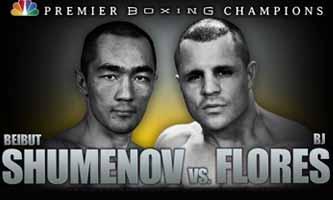 Beibut Shumenov vs BJ Flores - full fight Video 2015 Wba