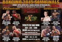 John Thompson vs Skorokhod - full fight Video 2015 result