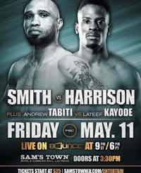 Andrew Tabiti vs Lateef Kayode full fight Video 2018