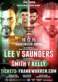 Liam Smith vs Jimmy Kelly - full fight Video 2015 WBO