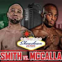 Ishe Smith vs Cecil McCalla - full fight Video 2015 result