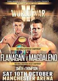 Liam Smith vs John Thompson - full fight Video 2015 WBO