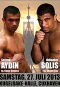Odlanier Solis vs Yakup Saglam - full fight Video pelea IBF 2013