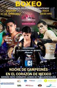 Edgar Sosa vs Julio Cesar Martinez Aguilar - full fight Video 2017