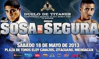 Edgar Sosa vs Giovani Segura - full fight Video pelea WBC 2013