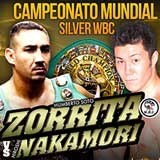 Humberto Soto vs Hiroshi Nakamori - full fight Video pelea 2013