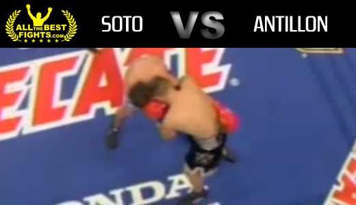 Video - Humberto Soto vs Urbano Antillon – fight video pelea WBC