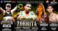 Humberto Soto vs Jose Lopez - full fight Video pelea 2012 WBF