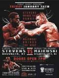 Curtis Stevens vs Patrick Majewski full fight Video 2014 result