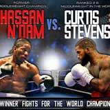 Curtis Stevens vs Hassan N'Dam N'Jikam - full fight Video 2014