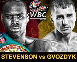 Adonis Stevenson vs Gvozdyk full fight Video 2018 WBC